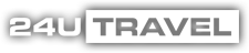 24U-Travel Logo